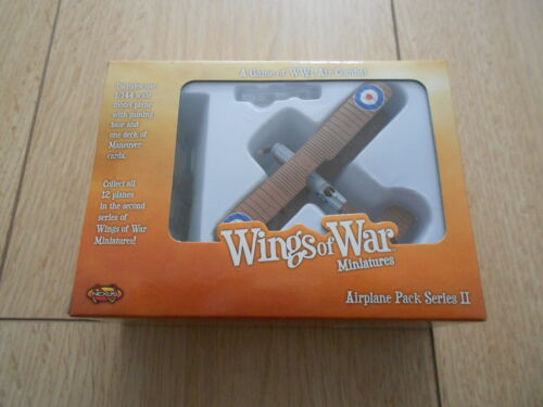 WINGS of WAR WWI De Havilland D.H.4 Cadbury & Leckie Series II WOW116A
