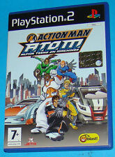 Action Man Atom - Sony Playstation 2 PS2 - PAL