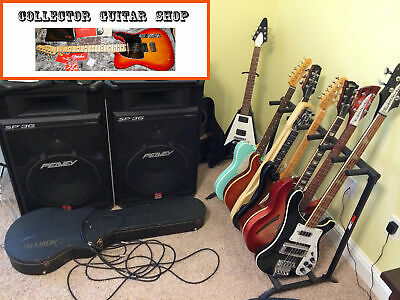 Collector Guitar Shop