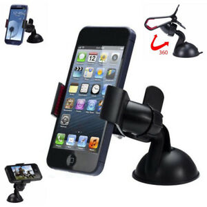 Universal-Car-Phone-Holder-Clip-Grip-360-Rotation-Mount-for-iPhone-Samsung-Sony