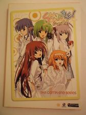 Shuffle! - The Complete Collection (DVD, 2009, 4-Disc Set) Anime Girls RARE