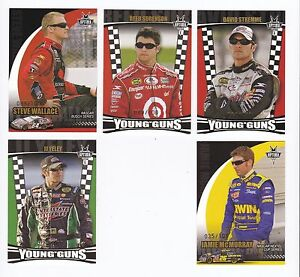2006-Optima-GOLD-PARALLEL-G78-JJ-Yeley-ROOKIE-CARD-BV-12-50-036-100-SCARCE