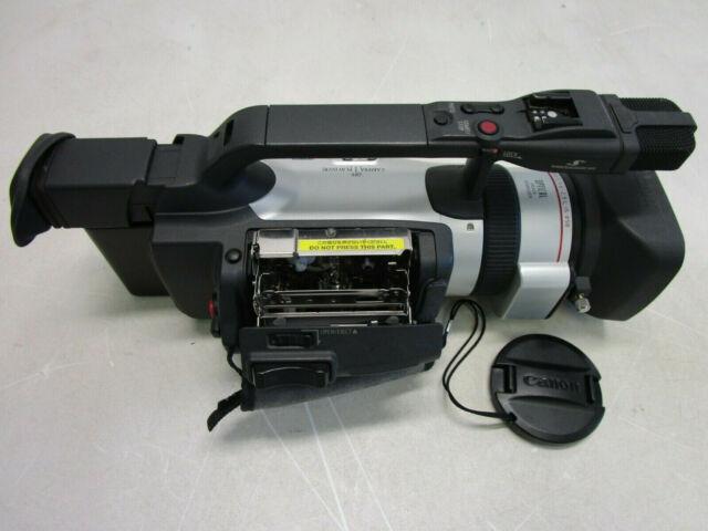 Canon DM-GL2A Mini DV Camcorder for sale online | eBay