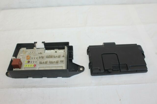 2003 lexus sc430 z40 convertible #145 trunk fuse box relay power  distribution for sale online  ebay