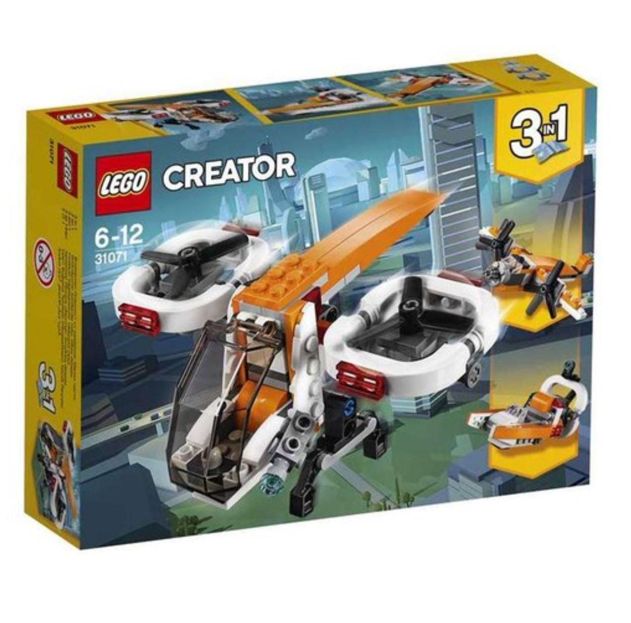 [LEGO] CREATOR Drone Explorer Explorer Explorer 31071 2018 Version Free Shipping c63d53