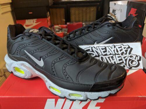 815994 mate 003 Nike Qs Max Volt Premium Plus Air Prm Tn negro Tuned plata rUvA7qr