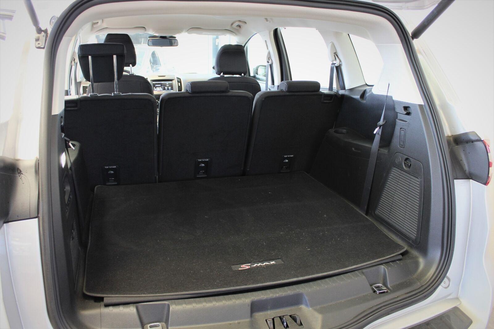 Ford S-MAX 2,0 TDCi 180 Titanium aut. 7prs - billede 14