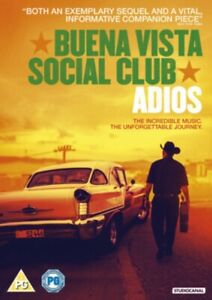 New Buena Vista Social Club Adios Dvd Ebay