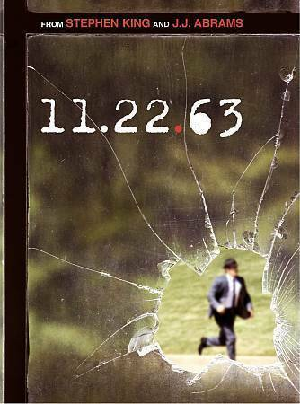11.22.63 (DVD, 2016, 2-Disc Set) Stephen King JJ Abrams NEW Factory Sealed