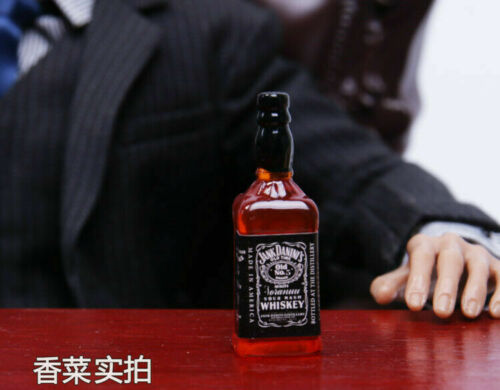 1//6 Scale Wine Model Jack Daniels Whiskey For 12/'/' Action Figure Accessories Toy