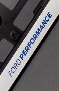 2-x-Ford-Euro-License-Number-Plate-Frame-Tag-Holder-Mount