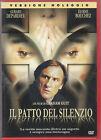 Il patto del silenzio (2003) DVD RENT NUOVO Sigillato