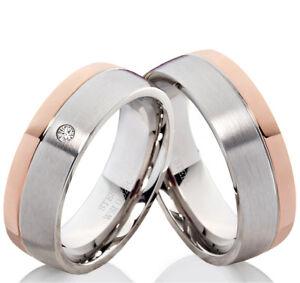 Eheringe-Trauringe-mit-echtem-Diamant-Verlobungsringe-mit-Lasergravur-B138