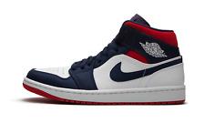 Size 8.5 - Jordan 1 Mid SE USA Blue 2020 for sale online | eBay