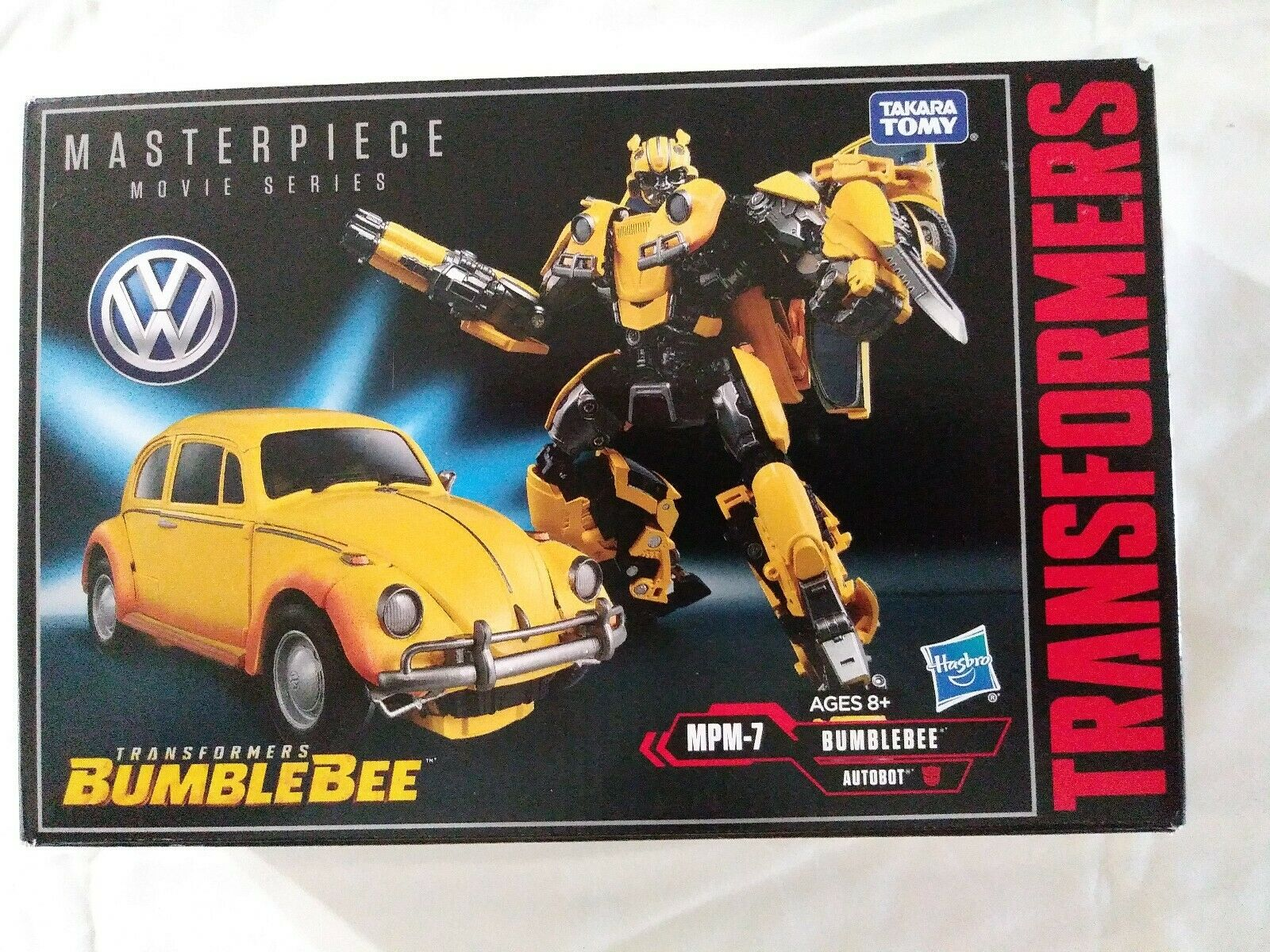 NUOVA serie di film Transformers MasterpieceMPM7  BUMBLEBEE VOLKSWAGEN