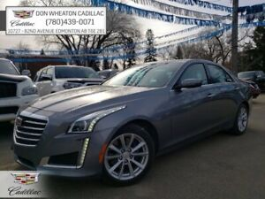 2019 Cadillac CTS AWD Sunroof Heated Leather Remote Start Rear Camera