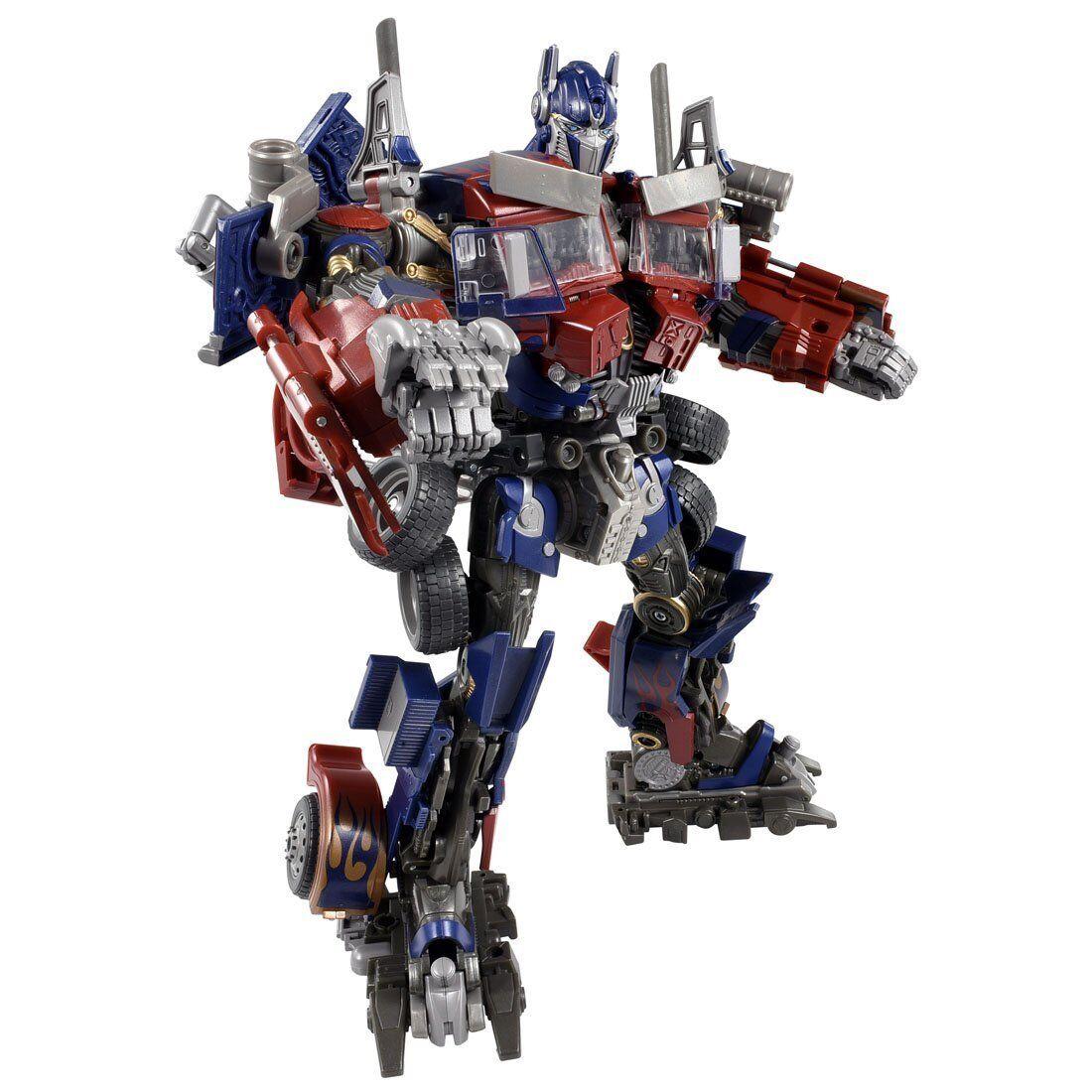 Takara transformerar MB -17 Optimus Prime Revenge Version Action Figur
