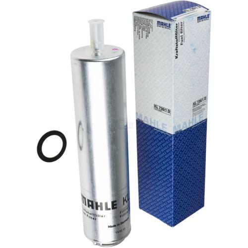 Original MAHLE Kraftstofffilter KL 736//1D Fuel Filter