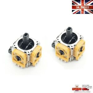 2 x Analog Stick Sticks Repair Parts For Sony PS4 Dualshock 4 Controller UK