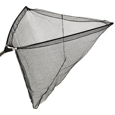 1,80m Kescher Stange Metall Kopf Karpfenkescher 85 cm Unterfangkescher Carp Net