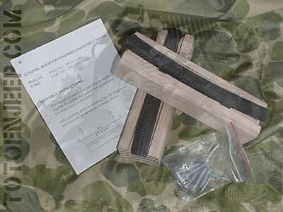 A2250 JOINT protection caoutchouc PARE BRISE CADRE INTERNE JEEP WILLYS GPW M201