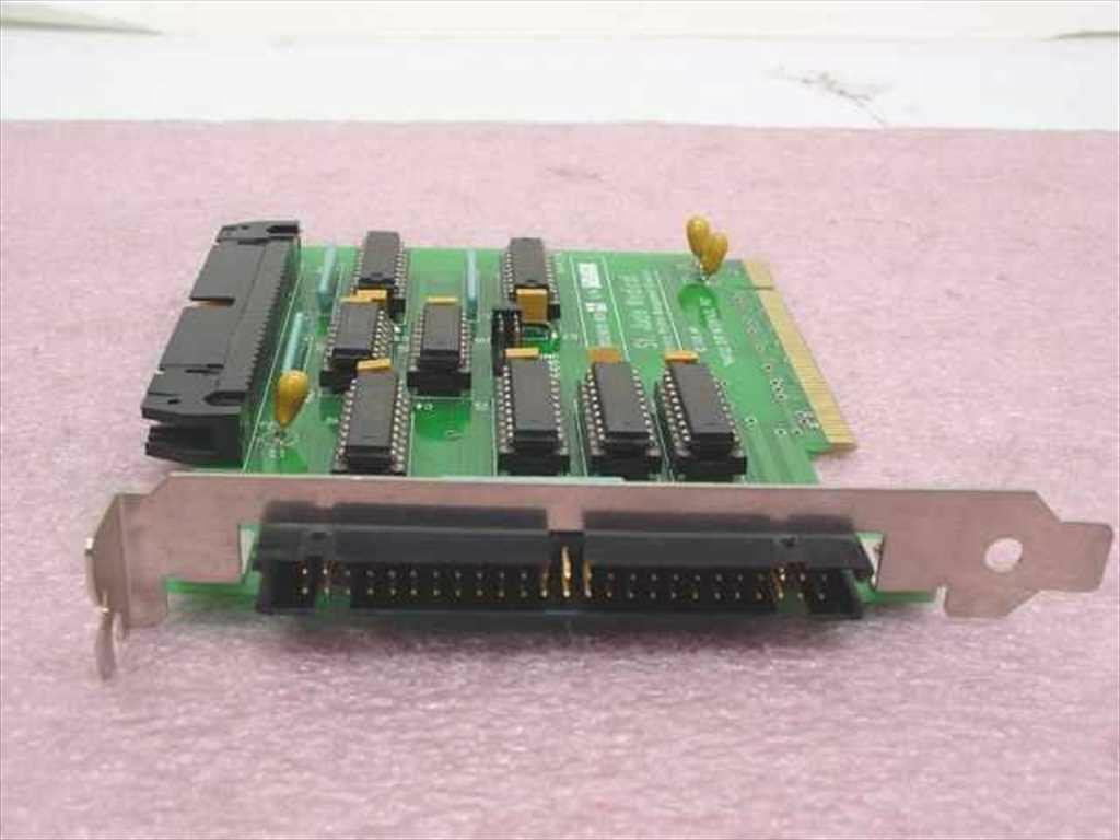 Texas Instruments VATS2 DSP Interface - PCI SCSI Card 10005655