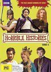 Horrible Histories : Series 4 (DVD, 2013, 2-Disc Set)