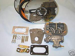 Subaru-Brumby-4x4-ute-Weber-carburettor-up-grade-kit
