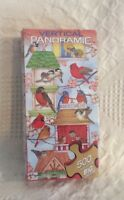 Masterpieces Vertical Panoramic Jigsaw Puzzle Bird Houses 500 Pieces