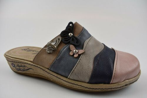 Mustang 1240-704 Sandali Clogs TAUPE sintetico gr37-42