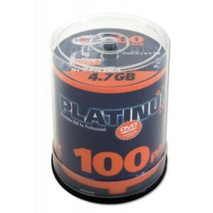 BESTMEDIA-PLATINUM-4-7-GB-DVD-R-DVD-ROHLINGE-16x-SPEED-100-ST-SPINDEL-100316