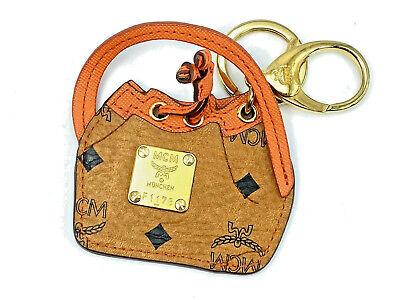 MCM Visetos Taschenanhänger Schlüsselanhänger Keycharm Keychain Anhänger Bucket | eBay