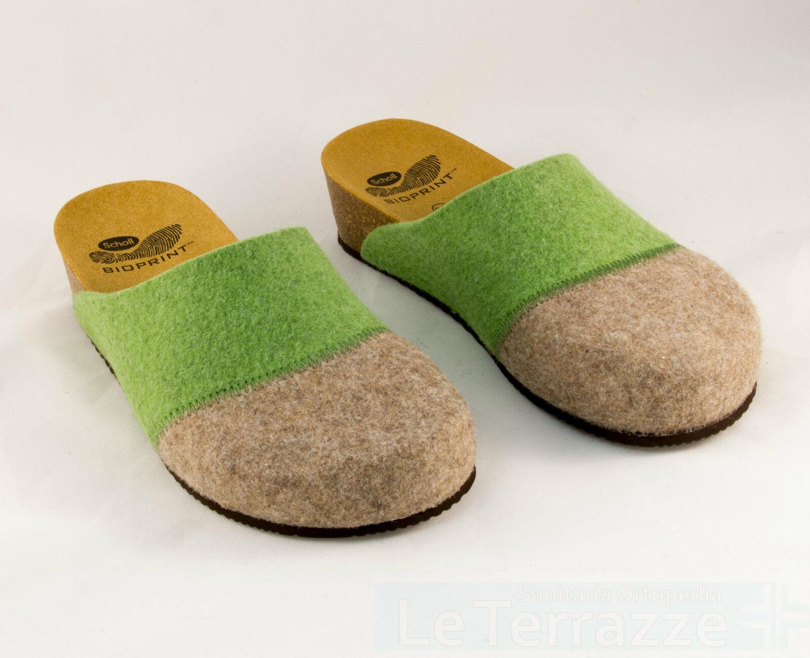becb9a133c Dr Scholl Flaine sabout pantofola scarpa ciabatta bioprint sconto 20 ...