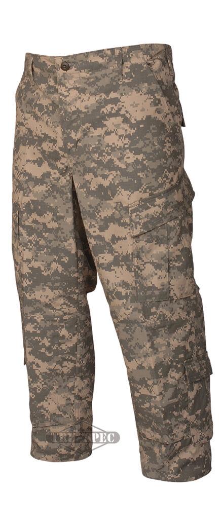 Army Digital Camo Pantalón táctico uniforme por Tru Spec 1951-NyCo Ripstop