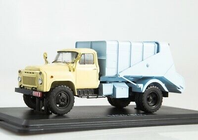/maz-6312/LKW Pritsche mit Zelt Start Scale Models ssm1216/ Facelift MCS