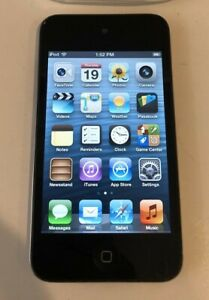 Apple-iPod-touch-4th-Generation-Black-8-GB-Good-Condition