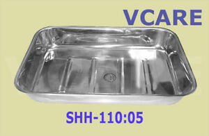 Surgical-Tray-without-Cover-SS-size-approx-14-034-x-10-034