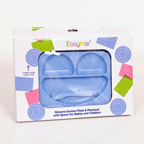 EasyMat®  Baby Suction Plate and Placemat In One