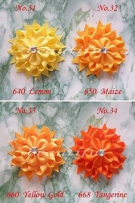 Bird/'s Nest Hair Bow Clip 20 BLESSING Good Girl Boutique Modern Style New A