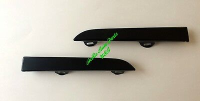 For 2001-2004 TOYOTA TACOMA 01-04 FRONT BUMPER HEADLIGHT GRILLE FILLER TRIM L+R
