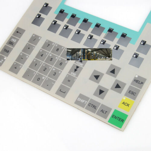 Nuevo Para Siemens Teclado de membrana OP170B 6AV6542-0BB15-2AX0