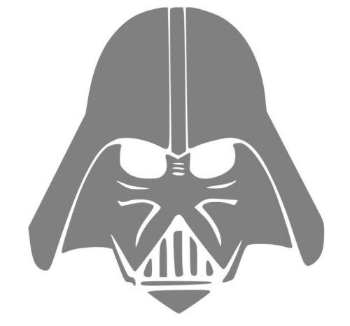 Darth Vader Star Wars Vinyl Die Cut Car Decal//Sticker Pick Size /& Color