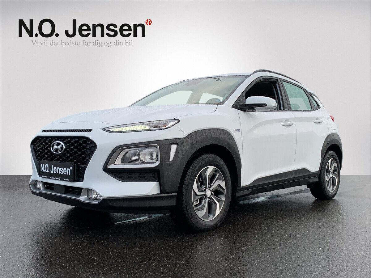 Hyundai Kona 1,6 HEV Advanced DCT 5d - 259.900 kr.