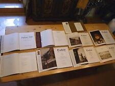 9x Buch Bücher Dachau Kunst Künstler Malerei Kunstband Kunstbuch Signiert