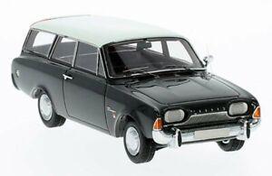 FORD Taunus 17M P3 Turnier - 1960 - black / cream - NEO 1:43
