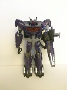 COMPLET * Transformers Prime Beast Hunters Shockwave Cyberverse Commander Class