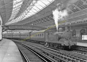 4 Tyne Dock East Boldon and Sunderland. South Shields Railway Station Photo
