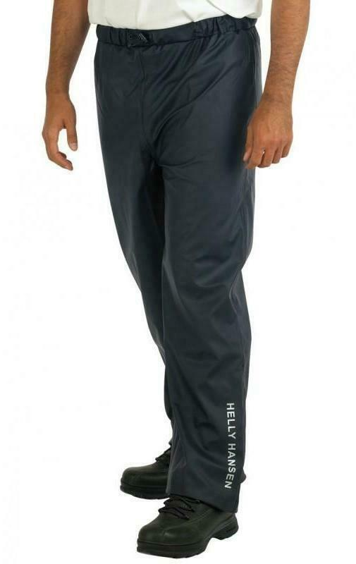 Helly Hansen Workwear Windproof Outerwear VOSS Waterproof Pant Trousers - 70480