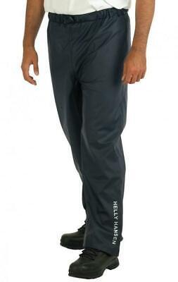 Hell Helly Hansen Workwear Windproof Outdoor Voss Waterproof Pant Trousers - 70480 Im Sommer KüHl Und Im Winter Warm