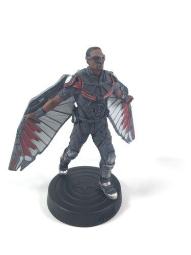 Marvel 1//16 Egalemoss Figurine Falcon du film Captain America Civil War